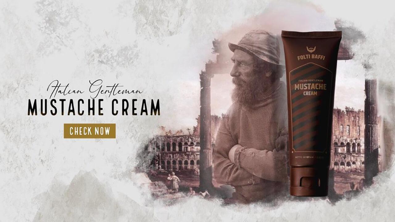 Folti Baffi Mustache Cream