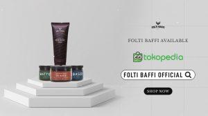 Tokopedia Official Store Folti Baffi Pomade Rambut dan Penumbuh Jenggot