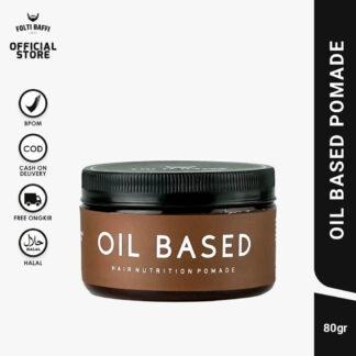 Folti Baffi Hair Nutrition Pomade Oil Based