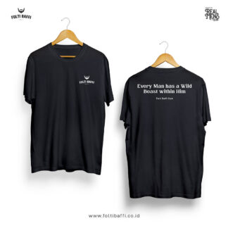 Folti Baffi T-Shirt Every Man