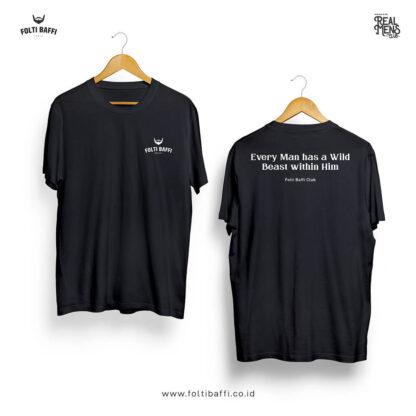 Folti Baffi T-Shirt Every Man