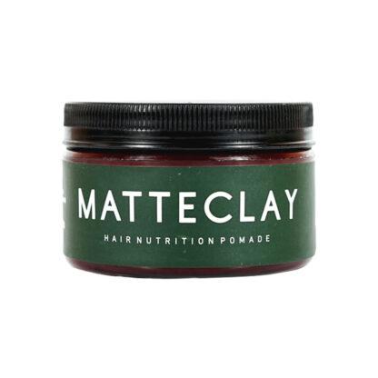 Folti Baffi Hair Nutrition Pomade Matteclay
